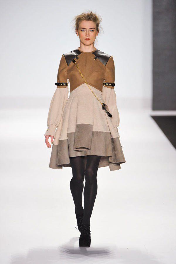 ♥My favorite designer of 'Project Runway' Season 11.  ♥Congratulations to Michelle Lesniak Franklin!