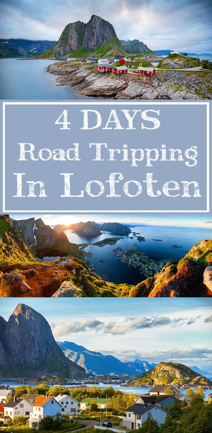 4 Days in Norway's Lofoten Islands – A Road Trip Itinerary