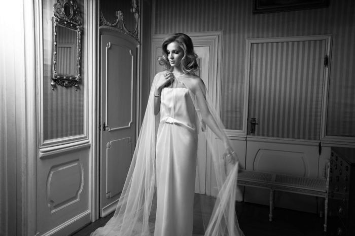 Bridal collection of the Polish fashion brand MACIEJ ZIEN