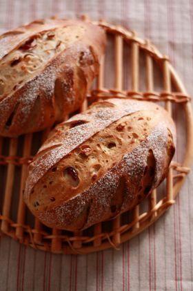 「木の葉な木の実パン♪」あいりおー   お菓子・パンのレシピや作り方【corecle*コレクル】
