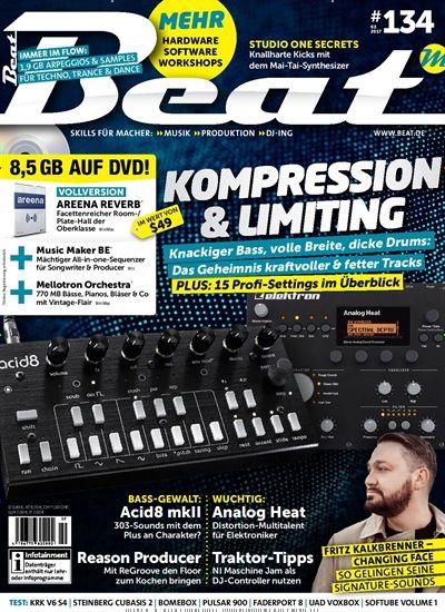 #Kompression & #Limiting 🎶 Knackiger #Bass, volle Breite, dicke #Drums  Jetzt im Beat Magazin:  #Musikproduktion