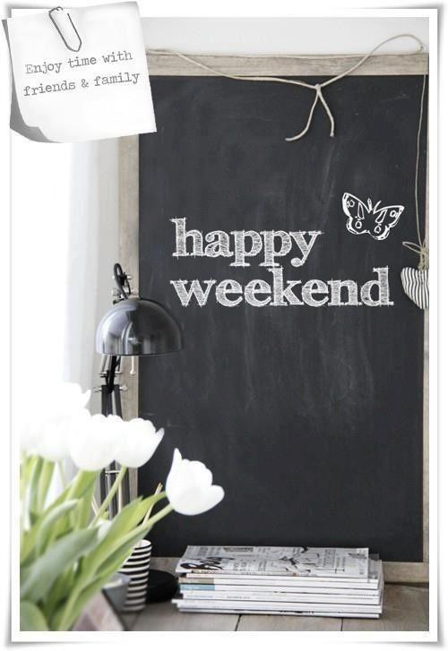 maya47000:Happy week-end everyone !