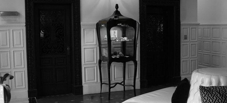 Beautiful display case @Boca do Lobo  #bocadolobo #furniture #design PALATINO | Modern Display Case, Display Cabinet by Boca do Lobo