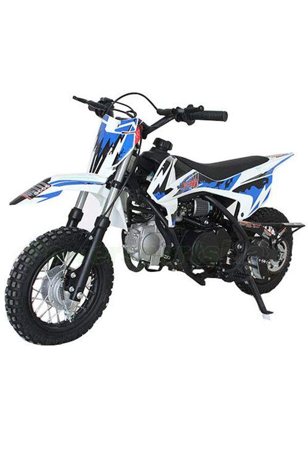 Db X32 X Pro 110cc Pitbike With Manual Transmission Kick Start