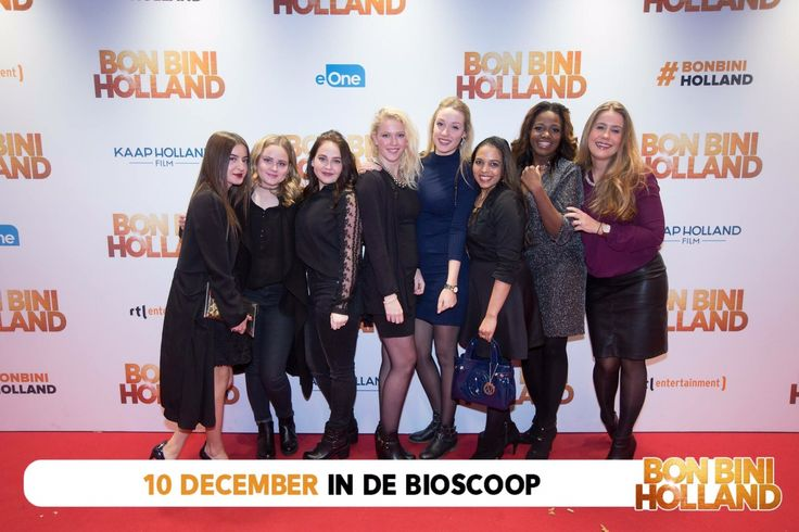 #TEAMMBC bij de premiere van de #BonBiniHolland movie!