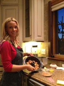 Kate Gosselin's Christmas Sticky Buns - I've wanted this recipe ever since I saw her make them on an episode YEARS ago!