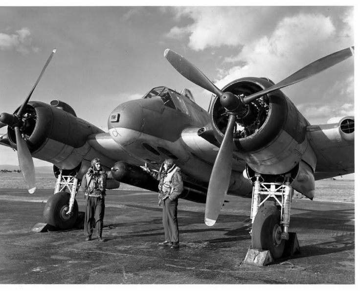 Probably the best close up of a Beaufighter I have seen
