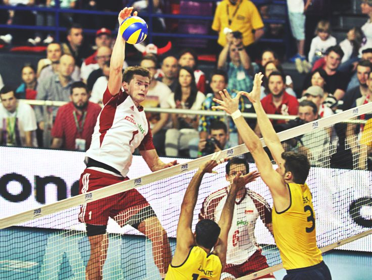 Poland 1 - 3 Brazil | Warsaw, 07/06/2013 - FIVB Volleyball World League 2013