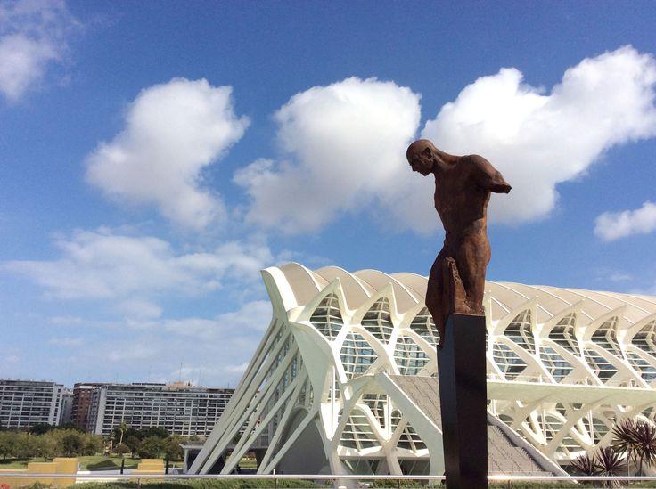 Escultura Rogério Timóteo