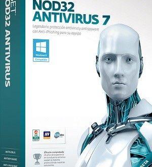 Eset NOD32 Antivirus 7 + Crack (32/64 Bit) - GetLone.com