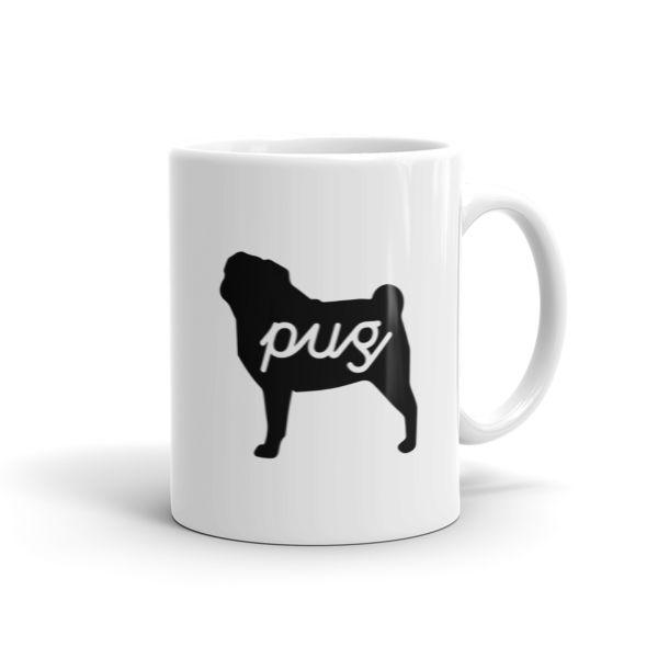 Signature Pug Mug