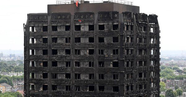 Grenfell Tower - where lies are stronger than bricks and mortar