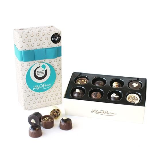 Ultimate Chocolate Collection, 16 Chocolates, 190g