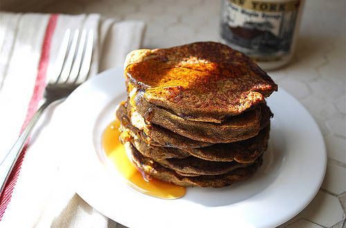 Gluten Free Pancakes | Recipe | Gluten Free Pancakes, Sweet Potato ...