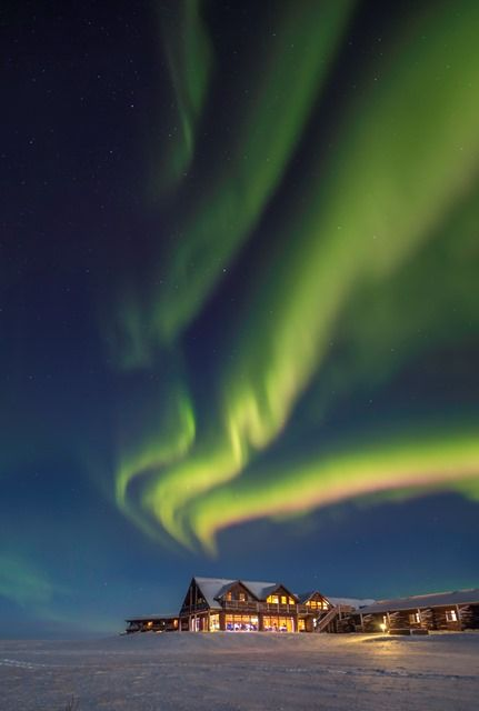 Hotel Rangá, Photo galleries, 360 photos of rooms and Northern lights
