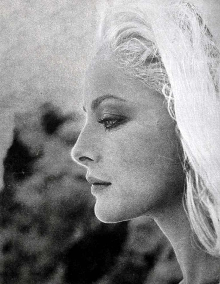 Virna Lisi, 1960's Probably the most perfect nose on this board.
