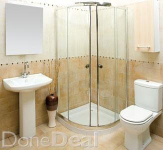 Full Bathroom En-Suite Shower Enclosure