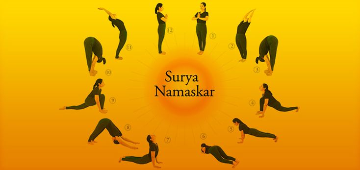 Surya Namaskar stimulates nearly each system on your body – the cardiovascular system as a result of it retains the heart strong and, the digestive system