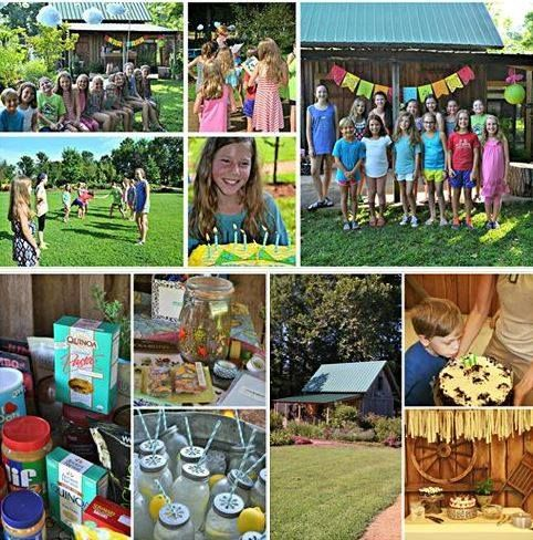 Top 25 Ideas About Birthday Parties At The Garden On