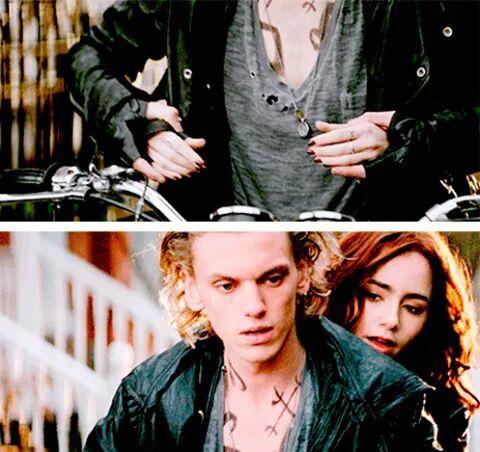 Rimarranno sempre gli unici Jace e Clary in ogni caso