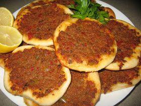 Yemek Tarifleri - Türk Yemek Tarifleri: Lahmacun