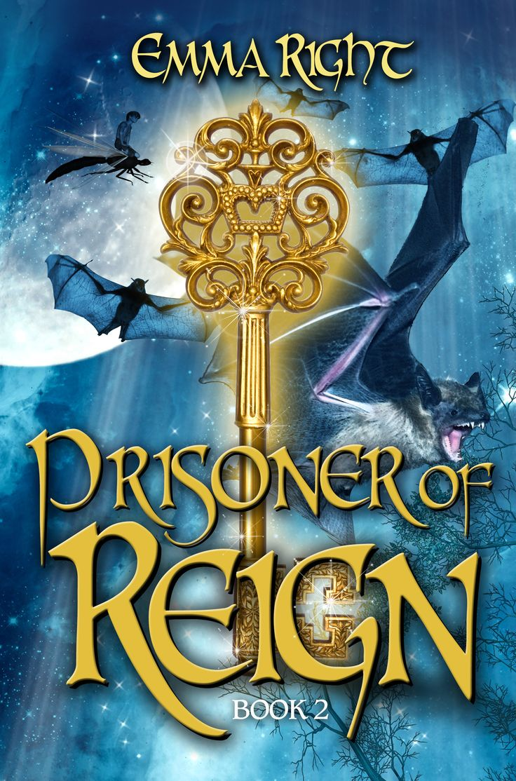 Prisoner of Reign, Book 2 in the Reign fantasy series. The saga and adventure continues with the plight of the cursed Elfies.