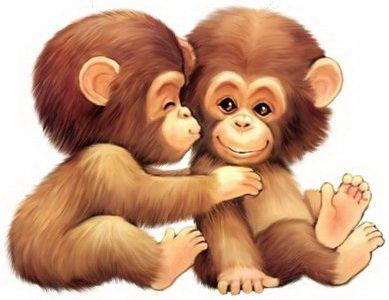 обезьянки - Николай Павлович Хмеленок