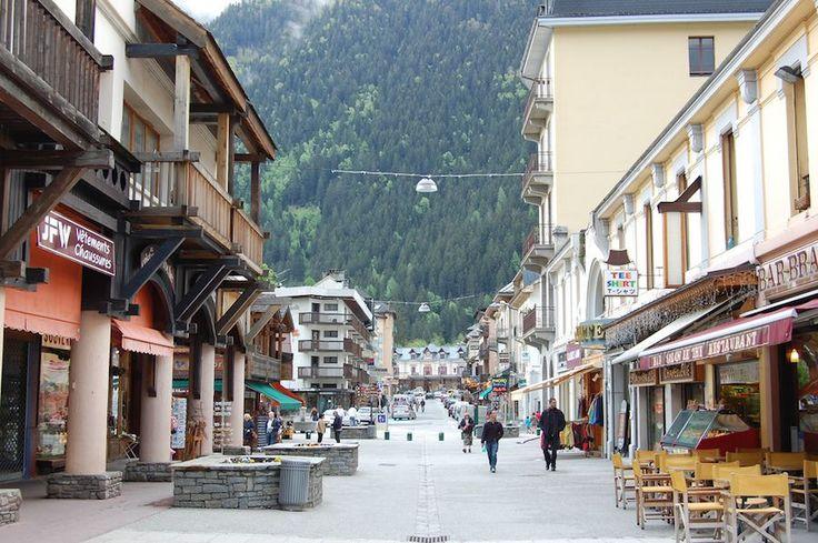 Chamonix, la cuna del alpinismo