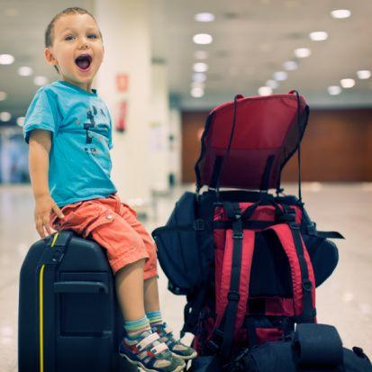 Путешествуем с детьми: полезные советы