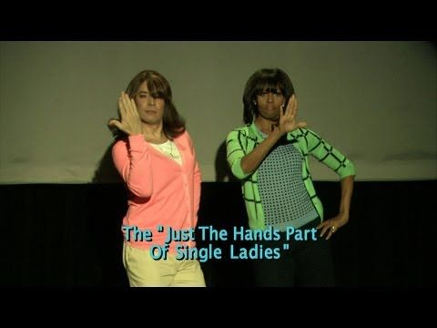 Evolution of Mom Dancing with Michelle Obama & Jimmy Fallon love FLOTUS!
