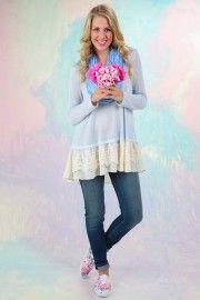 Flirt & Frolic Sweater
