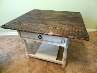 Farm House Table top by Oliver Treasures