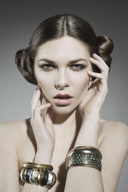 make up & style Ursula Rosa  model Brygida Surowiec  hair Bartek Bożek  photographer Marek Kowalski   www.facebook.com/makeup.art.fashion