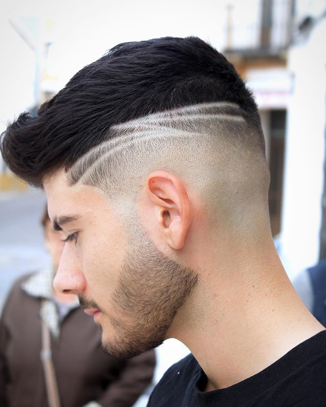 60 Most Creative Haircut Designs With Lines Stylish Haircut Designs Lines For Men Creative Haircuts Haircut Designs Hipster Haircut