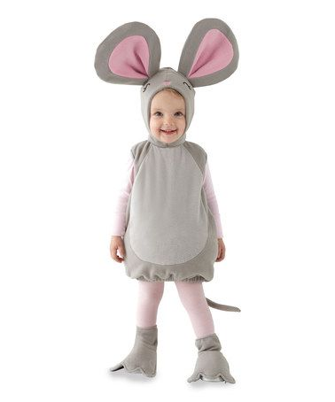 Love this Nibbles the Mouse Dress-Up Outfit - Infant & Kids by chasing fireflies on #zulily! #zulilyfinds