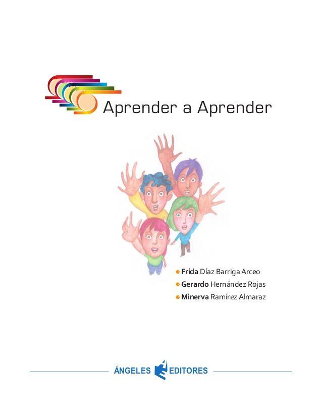 Aprender a Aprender - Libro - Frida Díaz Barriga Arceo - Gerardo Her…