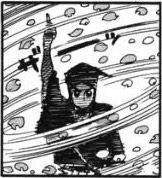 伊賀の影丸 横山光輝  木の葉隠れの科学