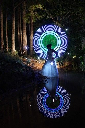 Painting with light!