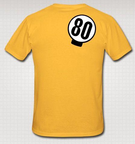 Legendaarinen 80:n lätkä t-paita. Muokkaa tuotetta vapaasti, vaihda tuotetta, väriä, kuvan sijaintia ja kokoa.  http://knappidesign.spreadshirt.fi/80-n-latka-t-paita-A102779717  #70s #80s #90s #suomi #finland #liikenne #autokoulu #ajokortti #kasikympinlätkä #knappidesign #spreadshirt #retro