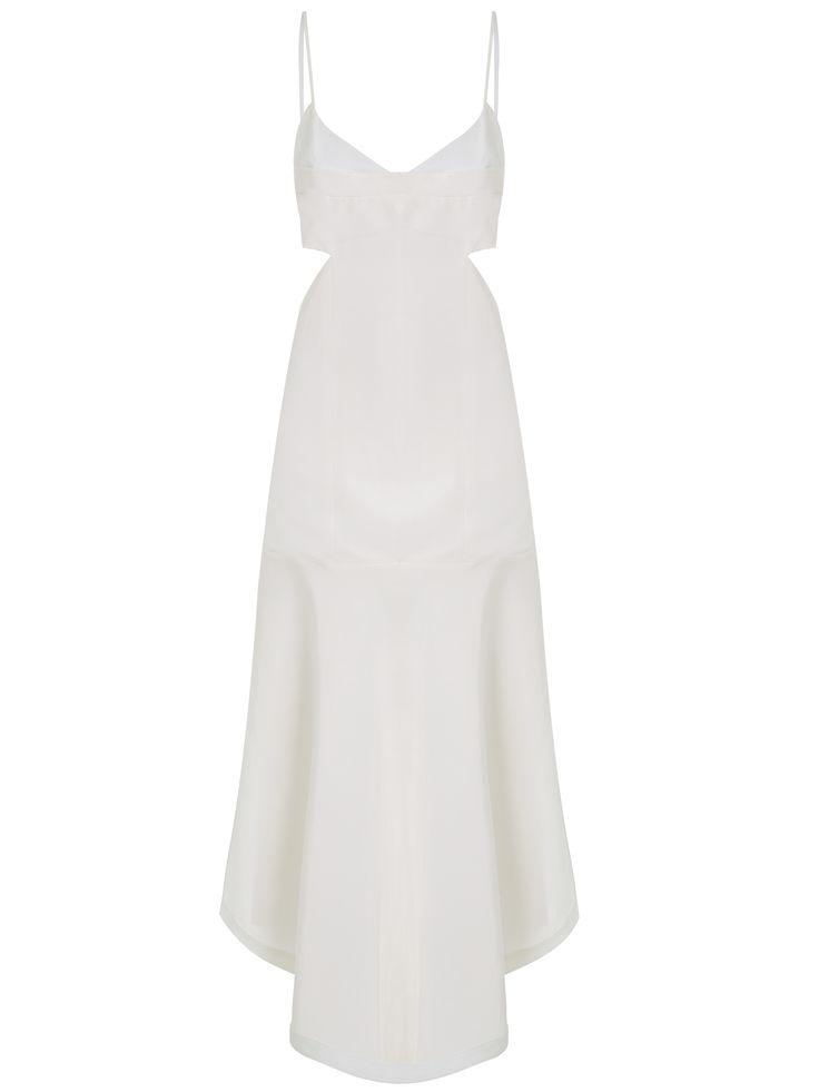 Vestido Hermitage - Cris Barros - Off White - Shop2gether