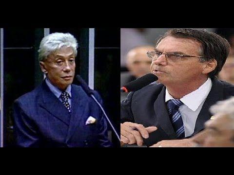 Bolsonaro é homofóbico ? Então veja como ele tratou o Clodovil !