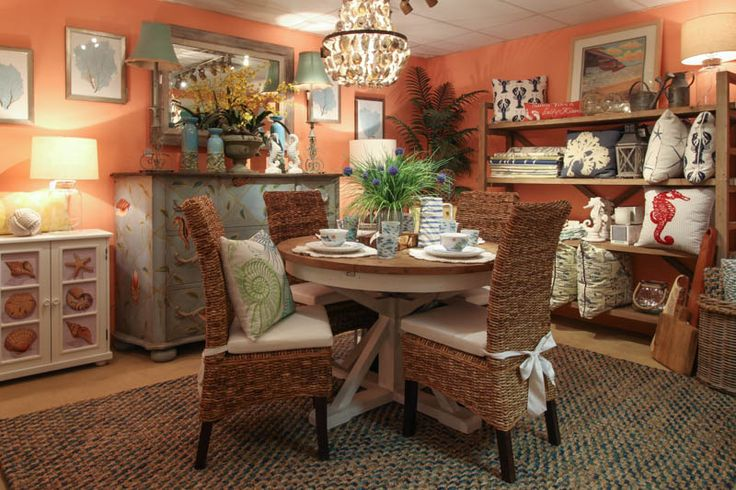 Browse Some Of The Coastal Furniture Available At Our Ship Bottom, NJ  Store. We Have Thousands Of Coastal Items To Help You Furnish Your Beach  House.
