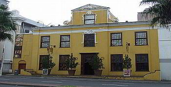 Cape Town gold museum in South Africa