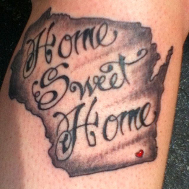Best 25 wisconsin tattoos ideas on pinterest texas body for Tattoo madison wi