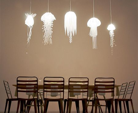 Jellyfish Lamps By Roxy Russell. Jelly FishPendant ...