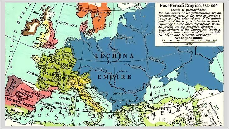Polska przed rokiem 966