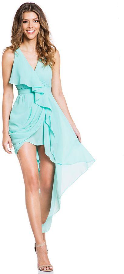 200 besten Mint Bridesmaids Dresses Bilder auf Pinterest | Minz ...