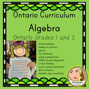 """This product was requested by a member of the Ontario Teachers' Resource - Grades 1/2 Facebook group. It is currently under construction and being added to - so it's a growing resource. Buyers can download updated versions (free of charge) by checking their """"My Purchases"""" page and/or visiting this product page."""