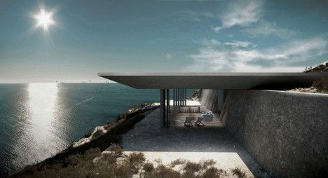 cliff houses mirage 3