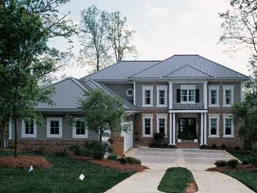 l shaped colonial | Exteriors | Pinterest | Colonial, Georgian and ...